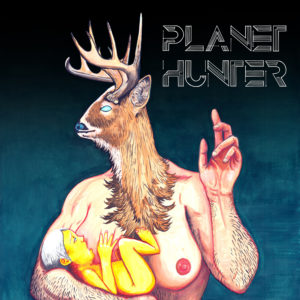 Planet Hunter - EP cover