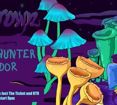 Gnome Goran gig poster