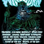 Windburn gig poster